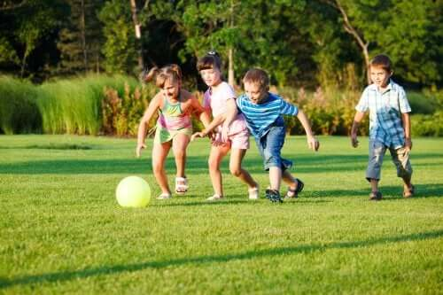 3 Outdoor Games that Your Children Can Enjoy