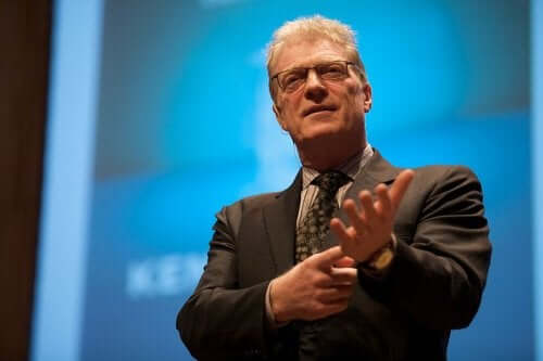 Creativity in Children, According to Ken Robinson
