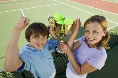 Relationship Between Sports and Self-Esteem