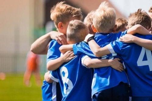 Relationship Between Sports and Self-Esteem