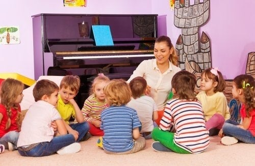 The Benefits of Storytellers for Children