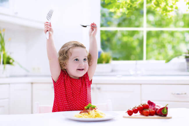 Tips to Help Your Child Try New Foods