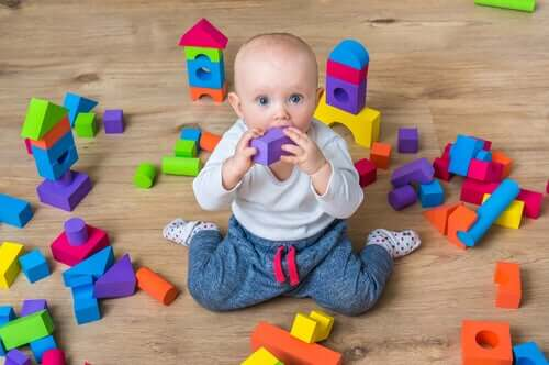 How to Help a Baby to Learn to Sit up