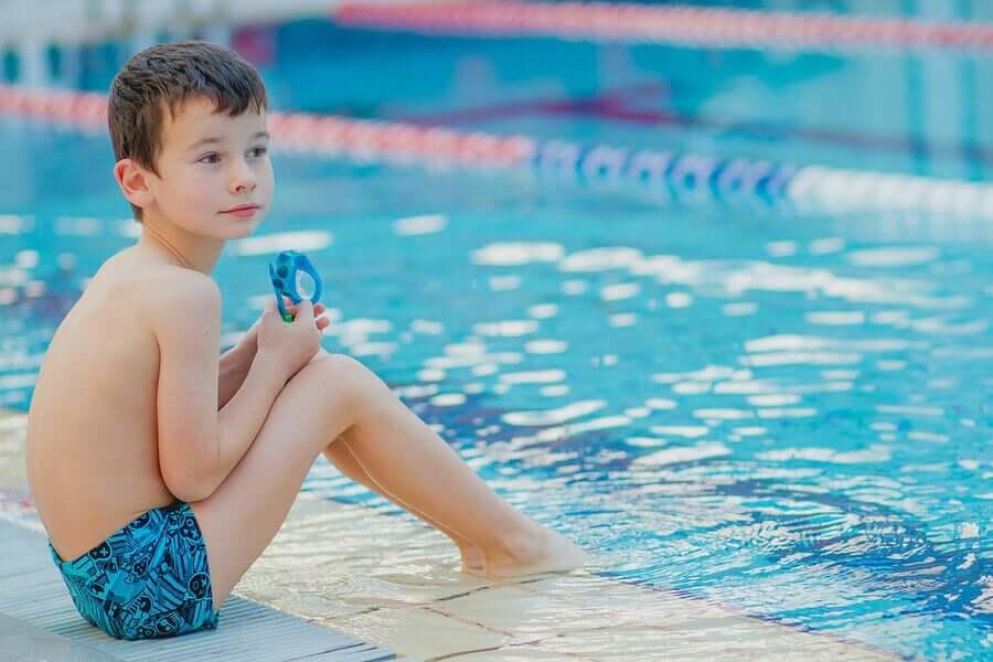 Cold Shock Response in Children