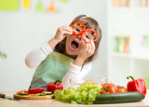 5 Colorful Pepper Recipes for Children