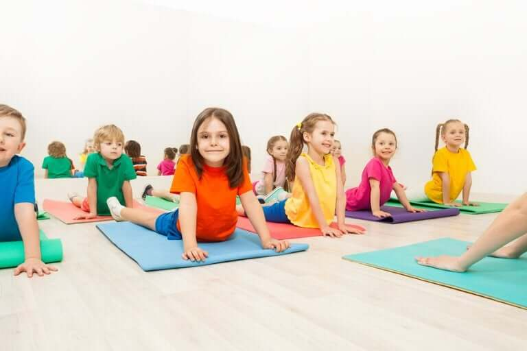 The Benefits of Pilates for Children