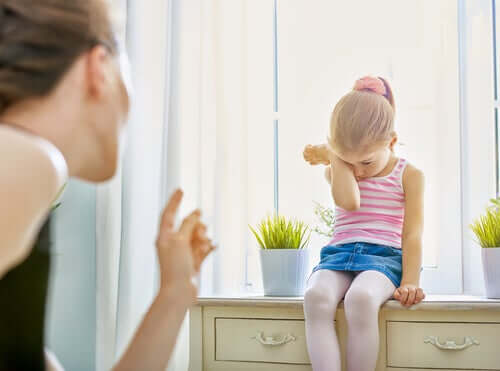 The Feeling of Guilt in Children