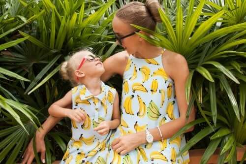 The New Trend: Wearing Matching Clothes with Your Kids