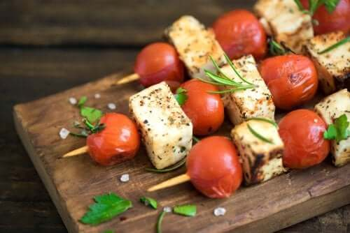 3 Recipes with Tomatoes for Children