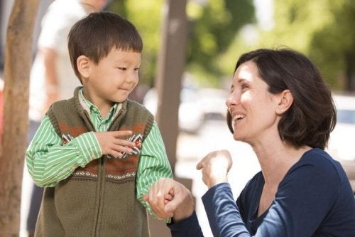 Tips for Moms Raising a Deaf Child