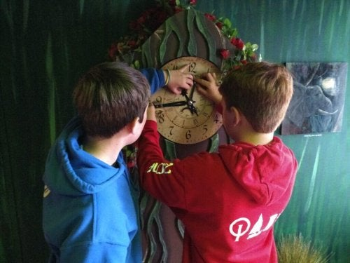 Escape Rooms and Their Benefits on Children