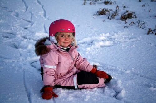 7 Tips to Protect Children's Skin from the Cold