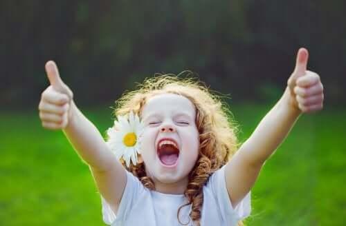 The Development of Affectivity in Children