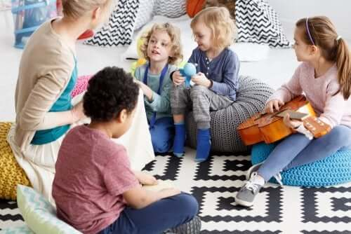 The Benefits of Group Dynamics in the Classroom