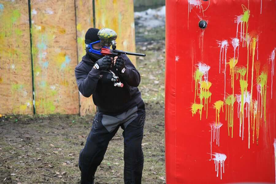 The Benefits of Paintball for Children