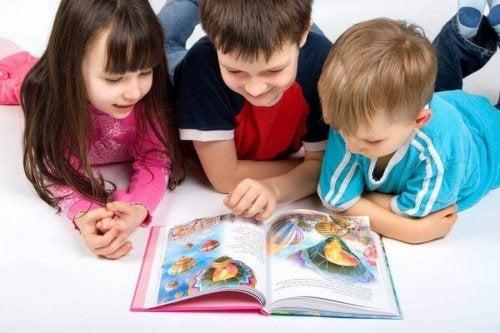 Stories to Instill Trust in Children