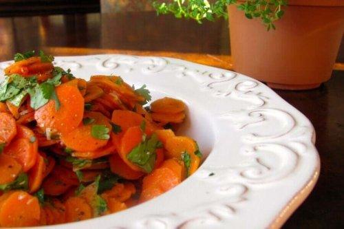 4 Carrot Recipes for Children