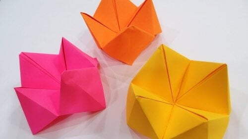 How to Make a Paper Fortune Teller – Boys' Life magazine | 281x500