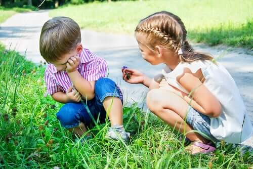 Why Is It Good to Teach Children to Reconcile?
