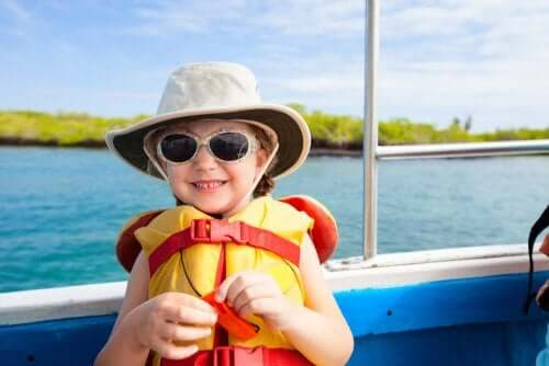 Safety Regulations for Sailing with Children