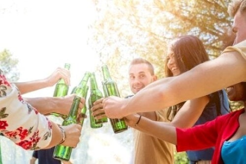 Adolescents Abusing Energy Drinks