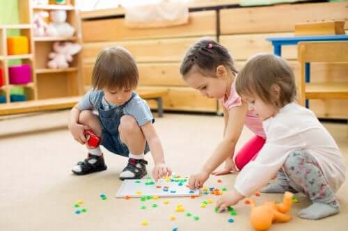 Games for Developing Skills in Children