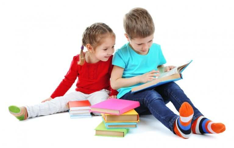 Children's Books with Augmented Reality