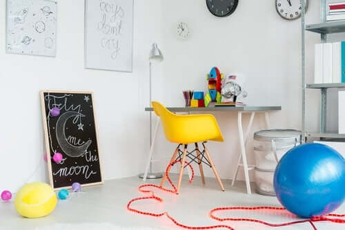 4 Ideas to Organize Your Children's Play Area