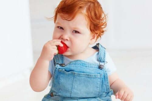The Symptoms of Food Allergies in Children
