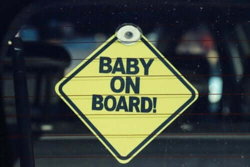 How Should a Baby Travel in a Car?