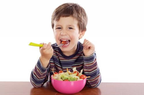 5 Delicious and Nutritious Salads for Children