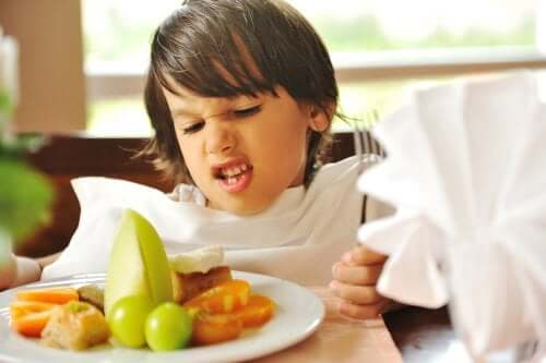 Selective Eating Disorder in Infancy