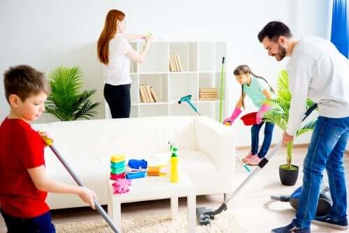 How to Help Your Children Get Organized