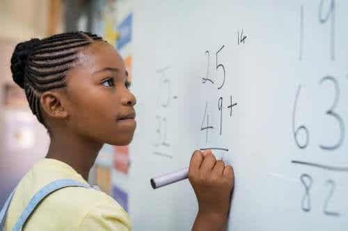 Mathematical Intelligence in Children