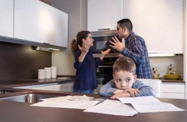 How Children Feel when Their Parents Argue