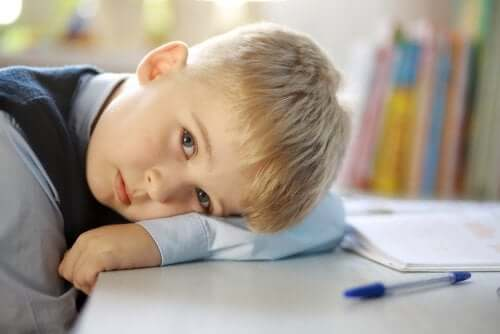 Dealing with a Lack of Energy in Children