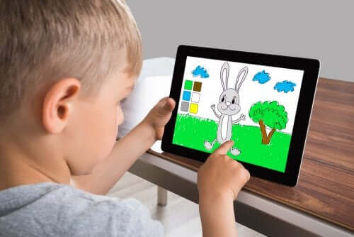 5 Children's Apps for Drawing and Coloring