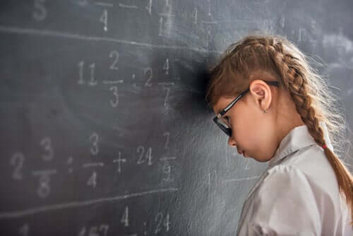 The Fear of Failure in Children During School