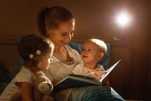 When to Begin Reading Stories to Children