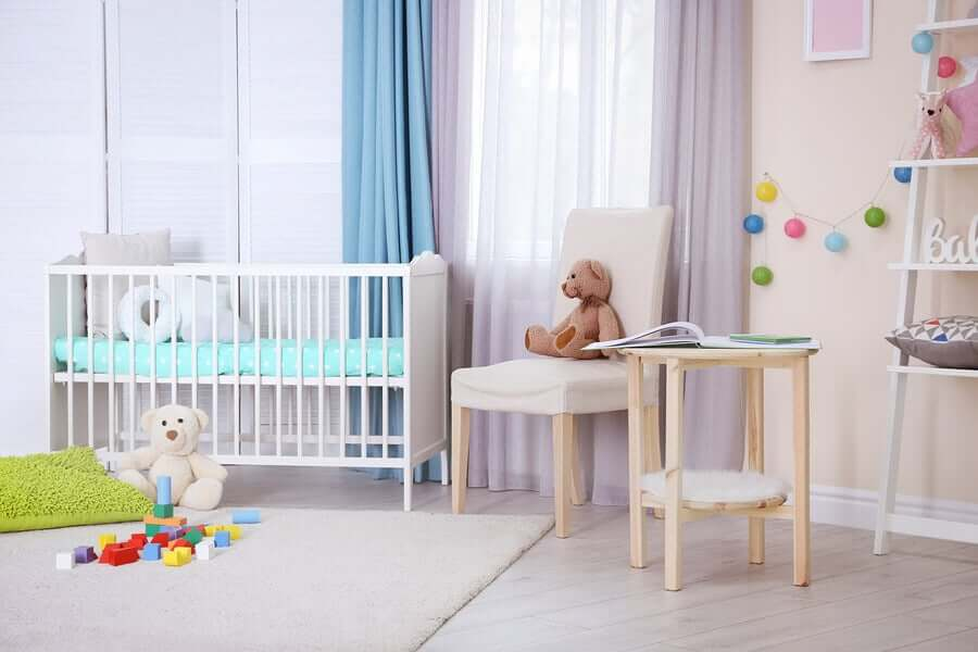 Bedroom Furniture for Newborns