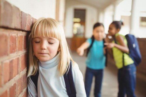 Being a Witness to School Bullying