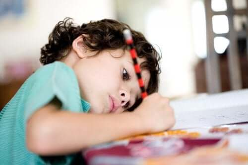 The Fear of Not Getting Good Grades in Children