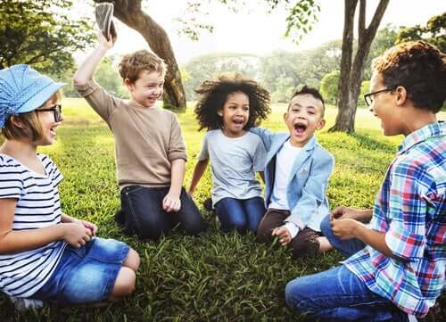 Socialization in Children: 4 Key Concepts