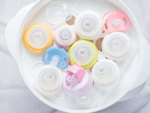 Cronobacter Infection in Baby Milk
