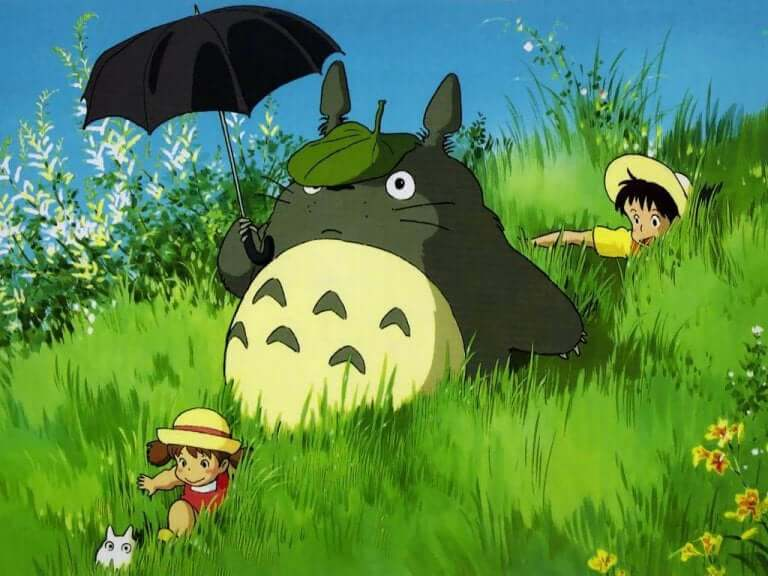 """5 Valuable Lessons from """"My Neighbor Totoro"""""""