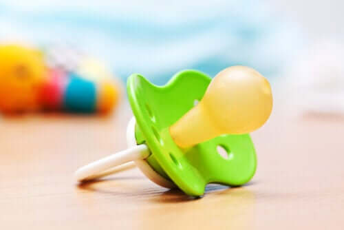 Using a Pacifier: Benefits and Concerns