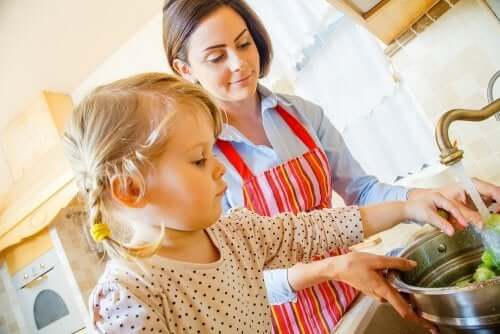 The Importance of Setting an Example for Your Children at Home