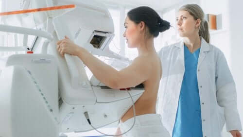 The Characteristics of Breast Exams