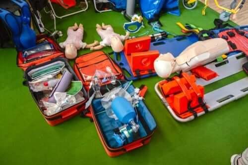 Cardiopulmonary Resuscitation for Children