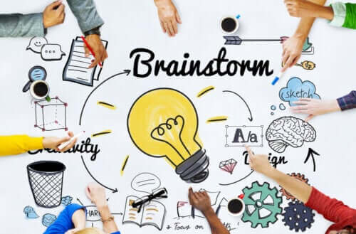 The Benefits of Brainstorming for Group Work